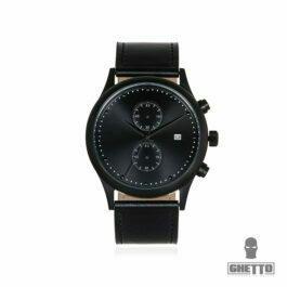 Ghetto Wrist Chrono Quartz watch No-Name Black