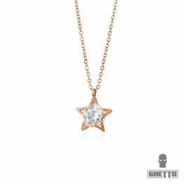Ghetto Star Diamond Necklace