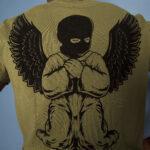 Το Νεο T-Shirt Limited Edition GHETTO ANGELS for Men's