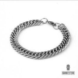 Ghetto Men stainless steel bracelet jewelry Cuban Link